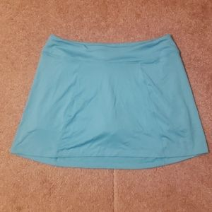 Nike Golf Blue Skirt